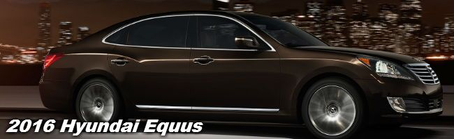 2016 Hyundai Equus vs BMW 750i