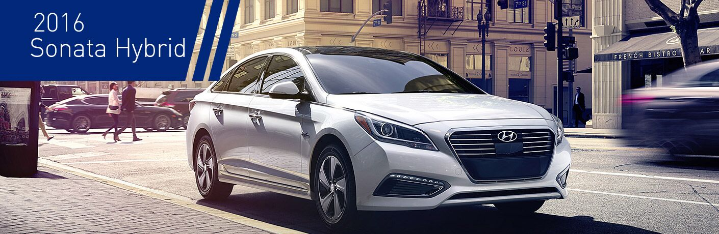 2016 Hyundai Sonata Hybrid High Point NC