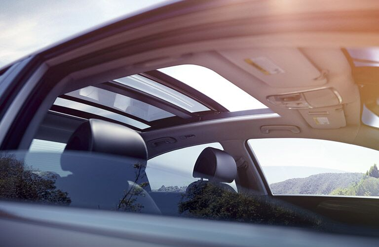 2016 Hyundai Sonata Hybrid panoramic sunroof price