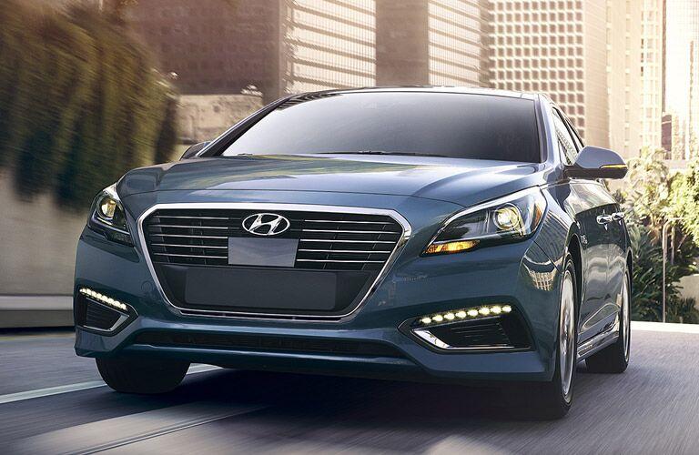 2016 Hyundai Sonata Hybrid fuel economy