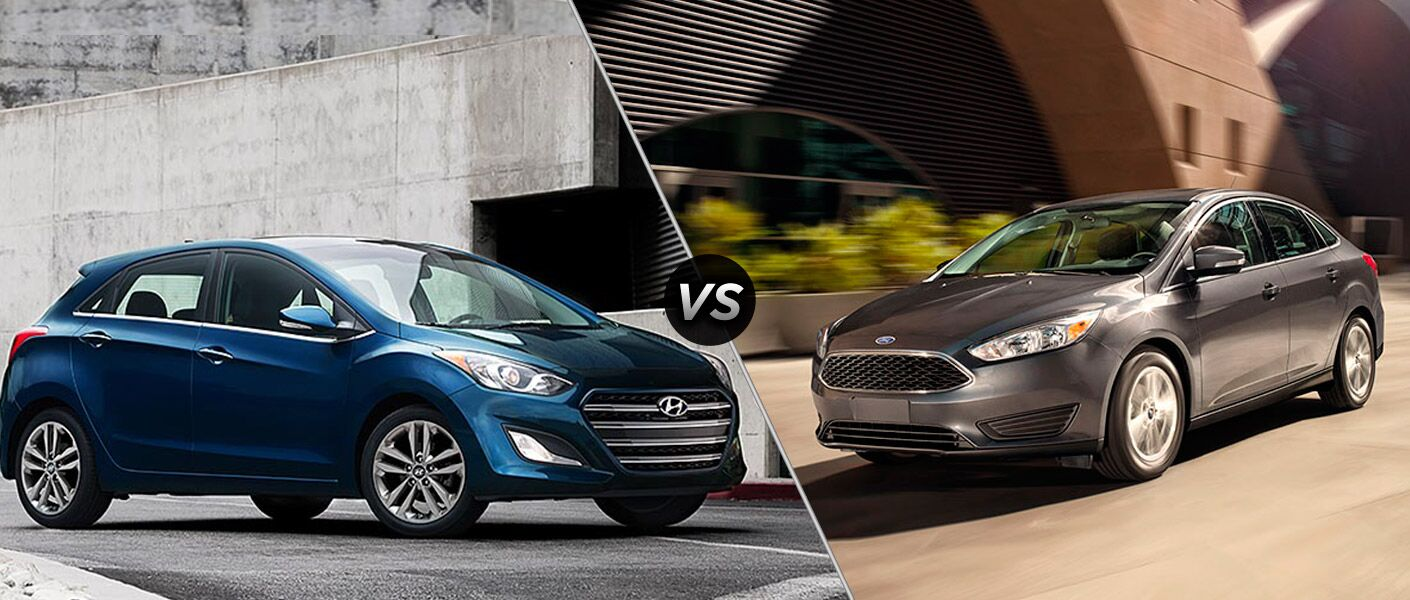 So sánh Ford Focus 2016 Hyundai Elantra 2016