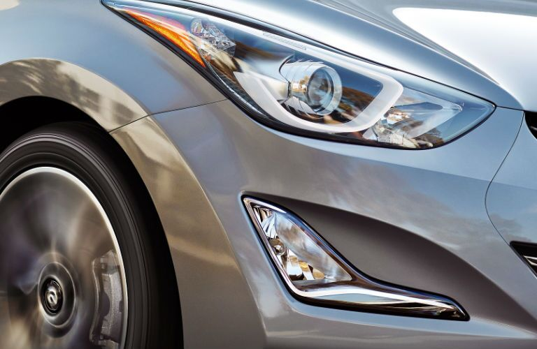 2016 Hyundai Elantra LED accent lights