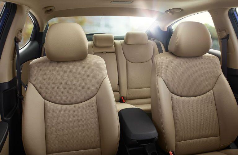 2016 Hyundai Elantra stain-resistant seats