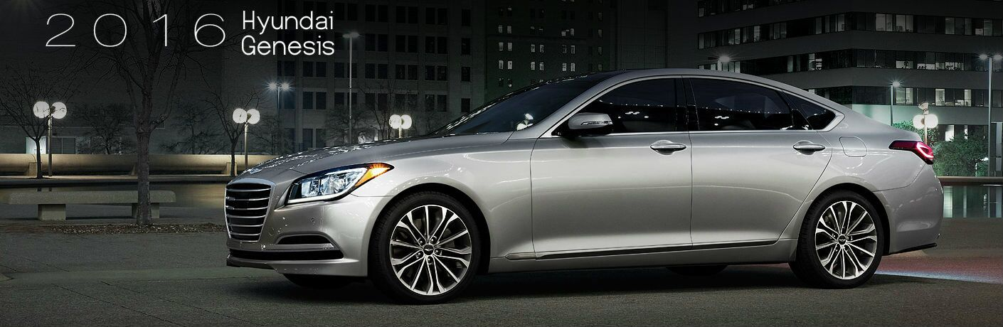 2016 Hyundai Genesis High Point NC