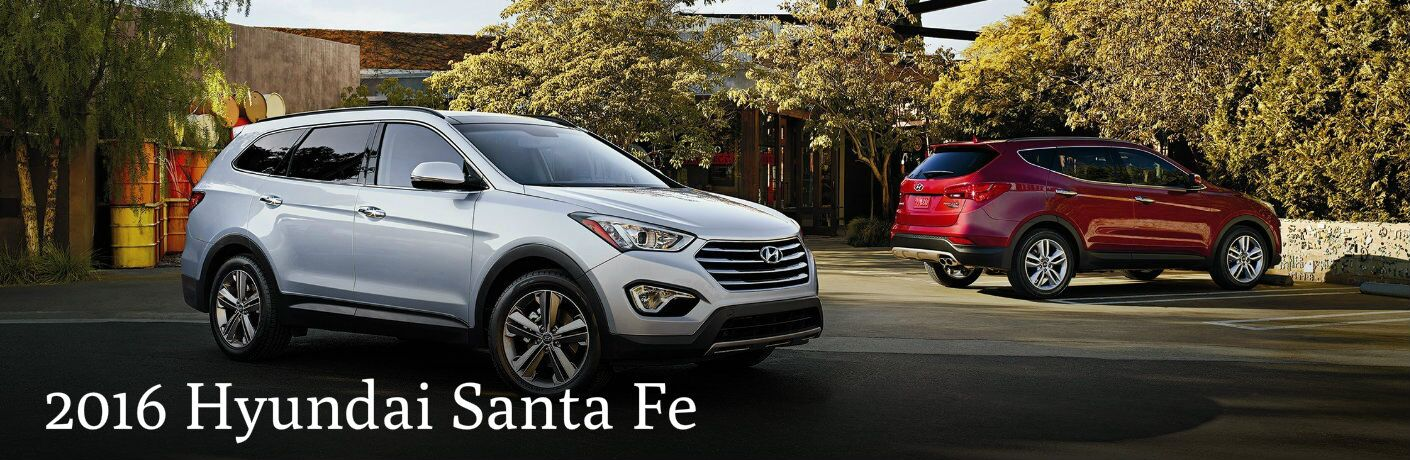 2016 Hyundai Santa Fe High Point NC