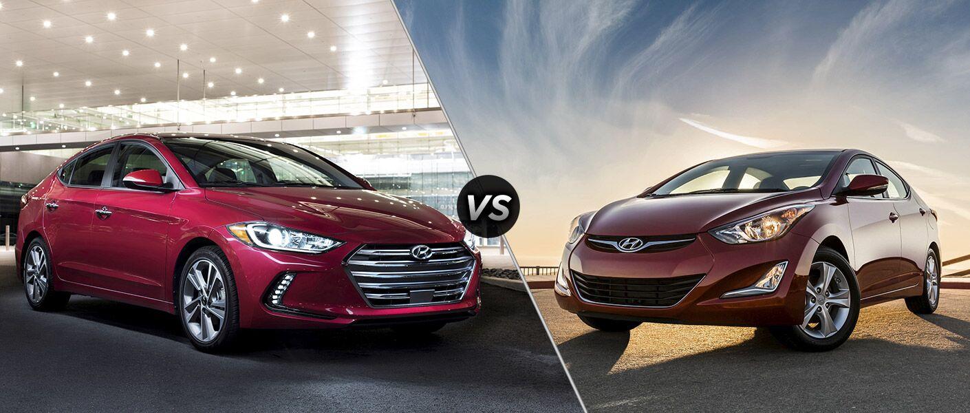 Worksheet. 2017 Hyundai Elantra vs 2016 Hyundai Elantra