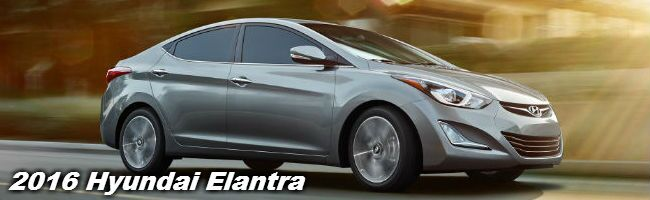 2016 Hyundai Elantra in High Point NC