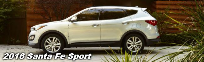 2016 Hyundai Santa Fe Sport High Point NC