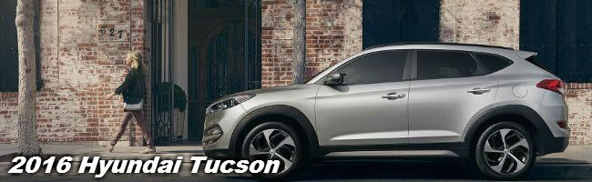 2016 Hyundai Tucson High Point NC