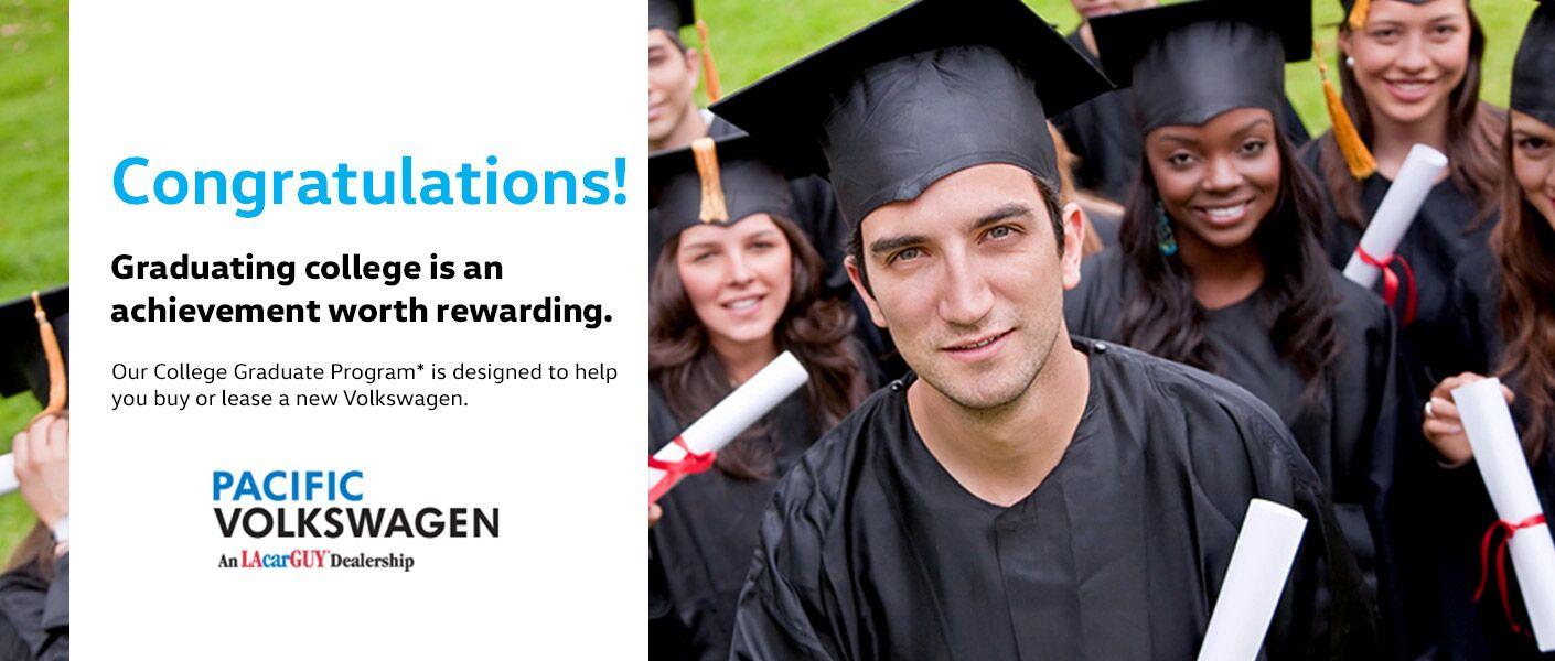 Volkswagen College Graduate Program Torrance CA