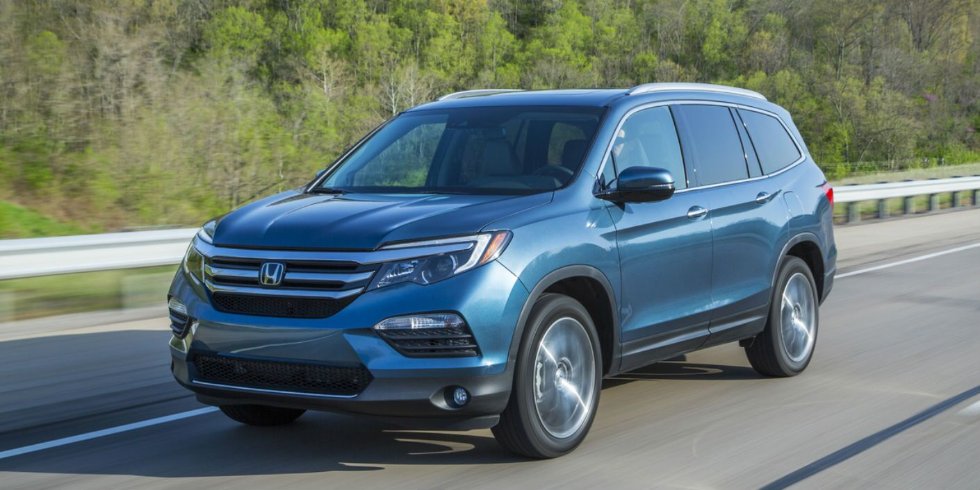 2016 Honda Pilot Elite in Overland Park, KS