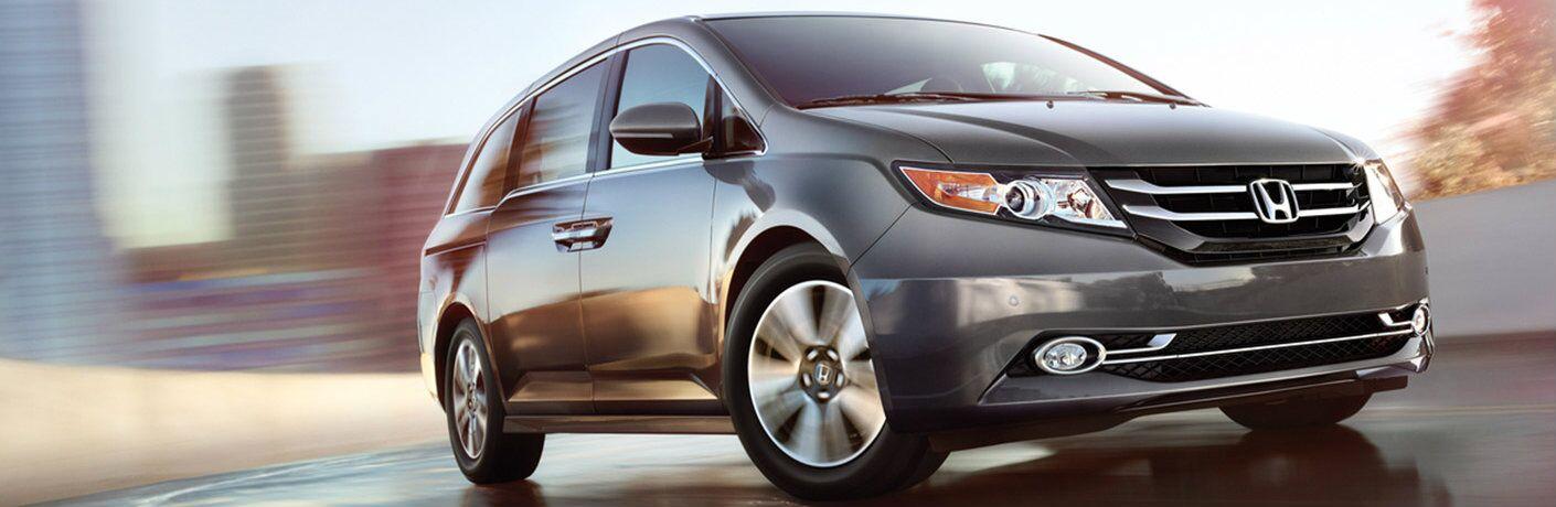 2016 Honda Odyssey SE, Olathe, KS