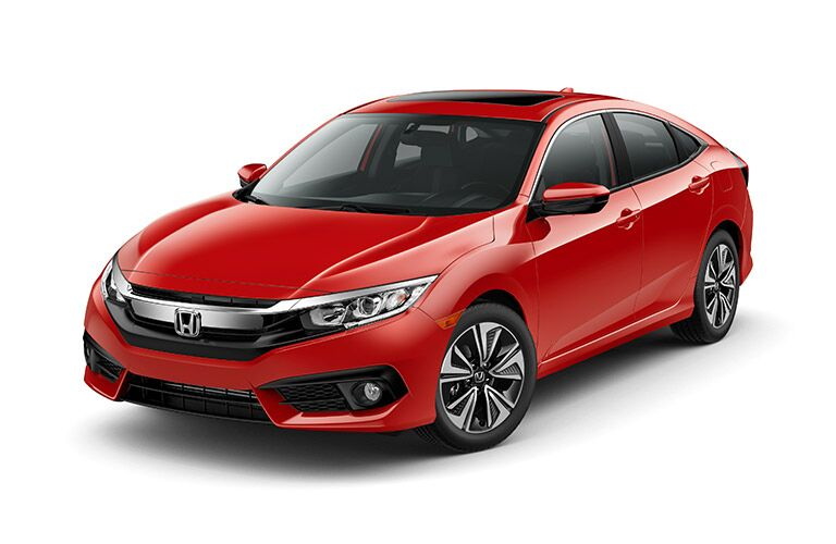 2016 honda civic ex l vs touring. Black Bedroom Furniture Sets. Home Design Ideas