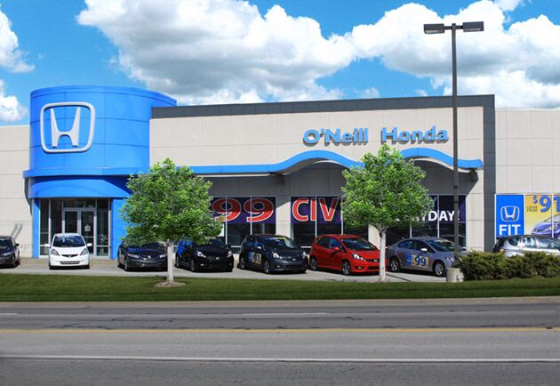 O'Neill Honda Building