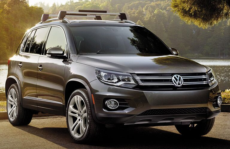 Amazing Roof Rack Of Vw Tiguan