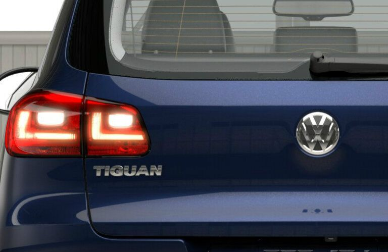 certified pre-owned Tiguan benefits