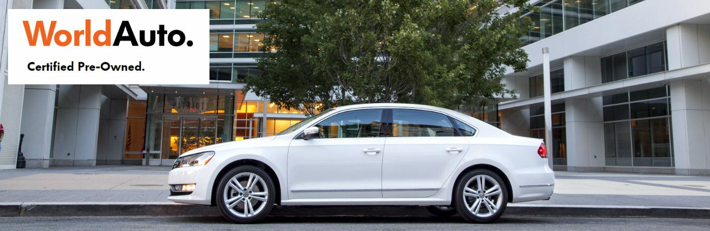 Certified Pre-Owned Volkswagen Glenview IL