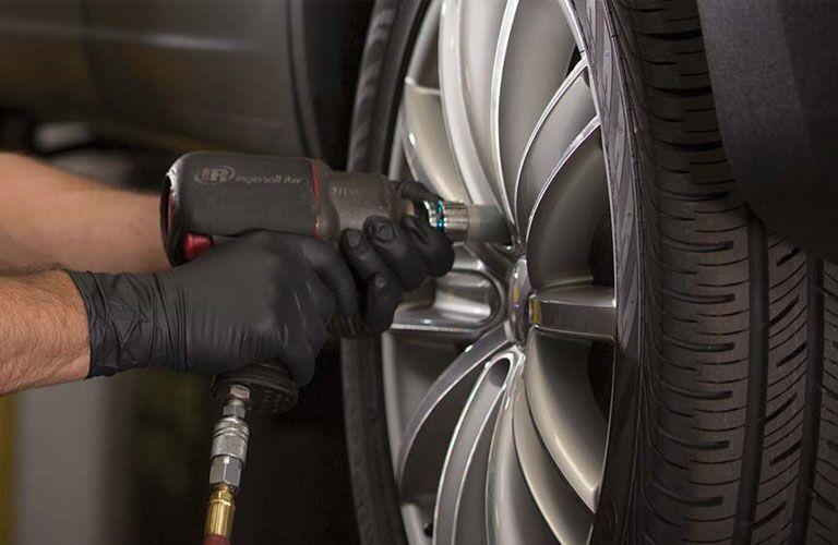 Service from Paramount Volkswagen