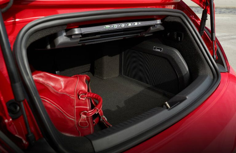 A soft top design for the 2015 Volkswagen Beetle Convertible Allentown PA doesn't take up your cargo space.