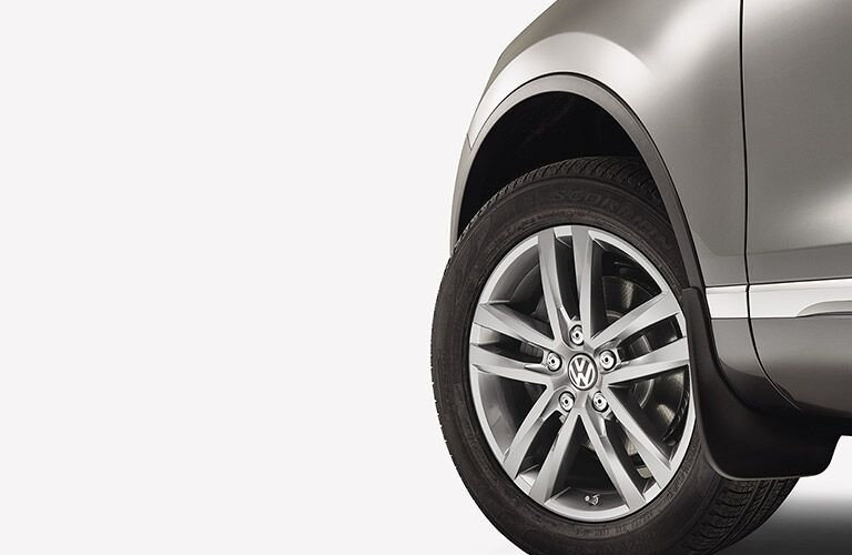 2016 touareg with 21-inch rims
