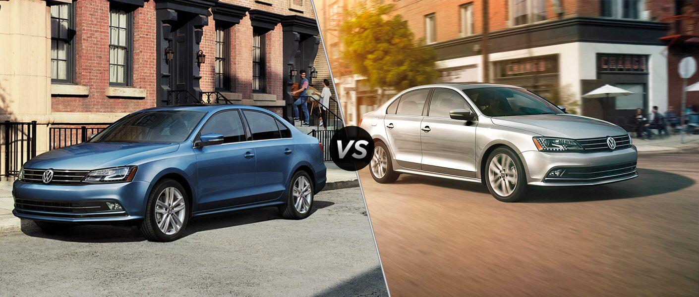 2016 Volkswagen Passat vs 2016 Volkswagen Passat