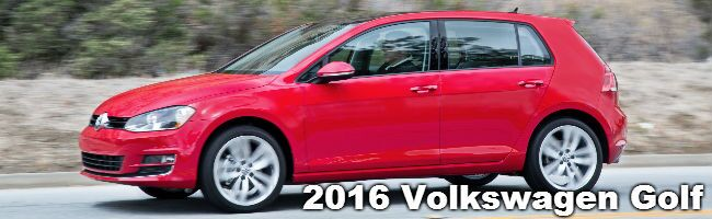 2016 VW Golf in Houston TX