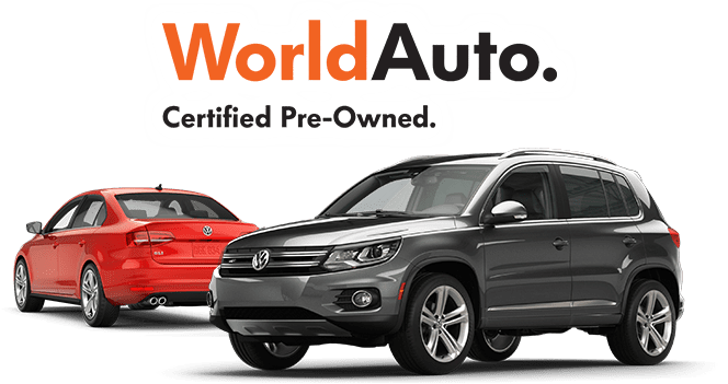 Certified Pre-Owned Volkswagen near Rome