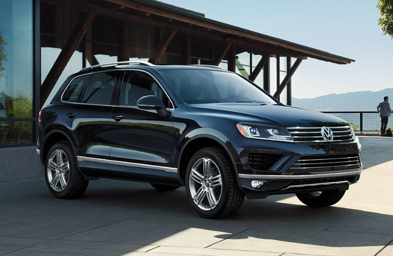 2016 Volkswagen Touareg Review & Ratings | Edmunds