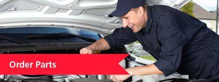 Order Toyota parts in Decatur AL