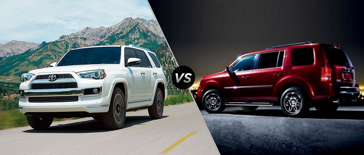 2015 toyota 4runner vs 2015 honda pilot. Black Bedroom Furniture Sets. Home Design Ideas