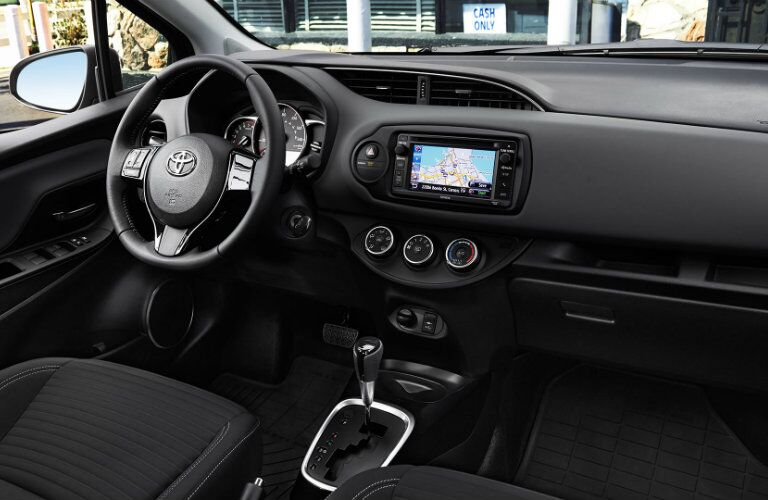 2016 Toyota Yaris technology
