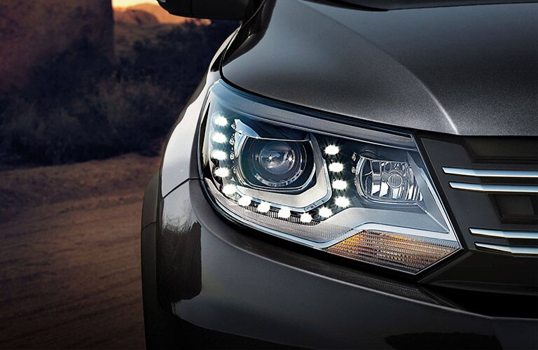 2016 Volkswagen Tiguan Headlight