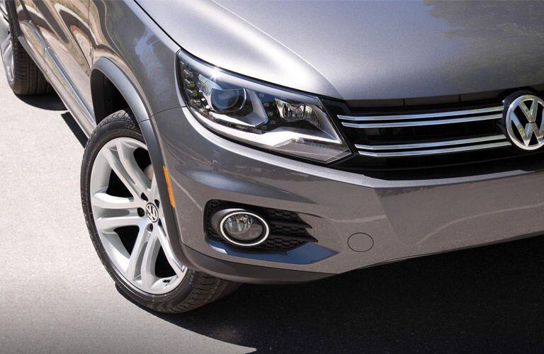 2016 Volkswagen Tiguan wheel rims