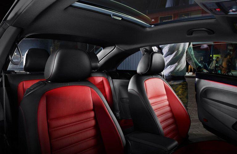 2016 Volkswagen Beetle Seating