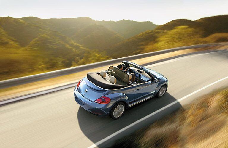 2016 Volkswagen Beetle Convertible Florence SC Blue