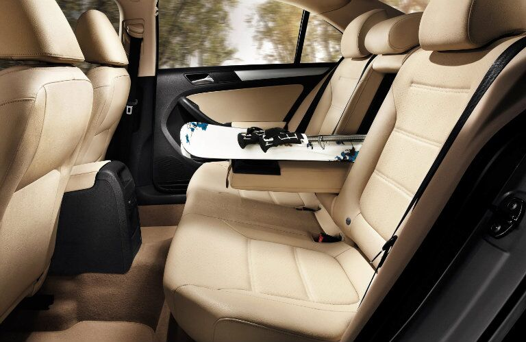 Leatherette upholstery is a great upgrade for the 2015 Volkswagen Jetta Springfield MO