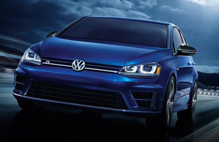 2016 Volkswagen Golf R Cleveland OH Lapiz Blue Metallic