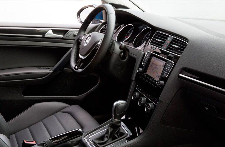 2016 Volkswagen Golf SportWagen Cabin