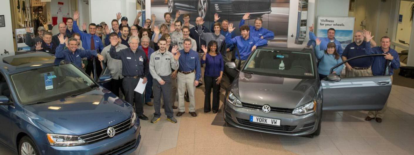 About York Volkswagen