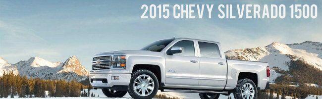 2015 Chevy Silverado 1500 Richmond KY