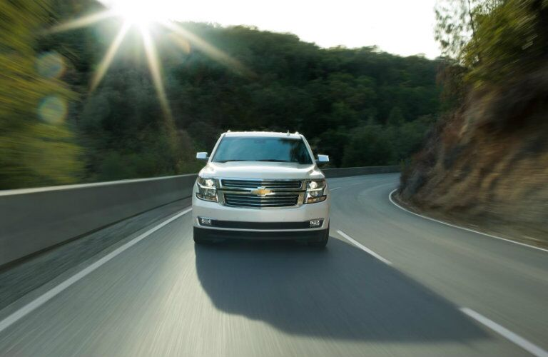 2015 Chevy Tahoe Richmond KY front