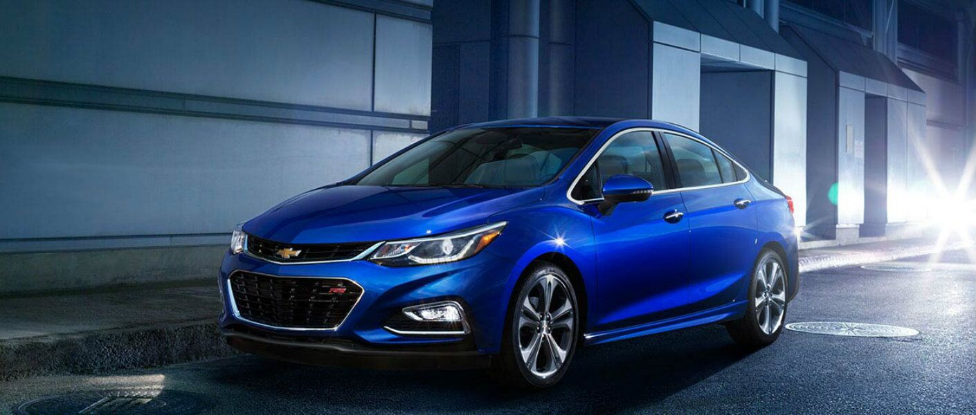 2016 Chevy Cruze Richmond KY
