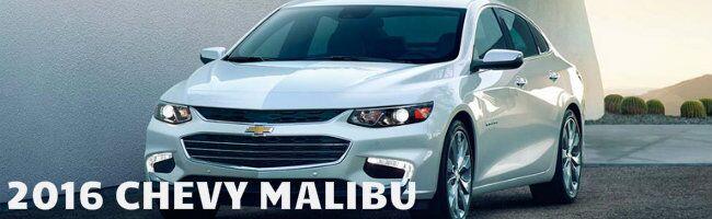 2016 Chevy Malibu Richmond KY