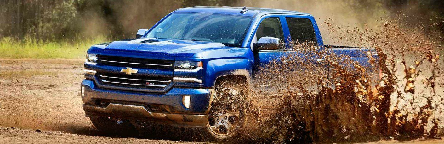 2016 Chevy Silverado 1500 Engine Options