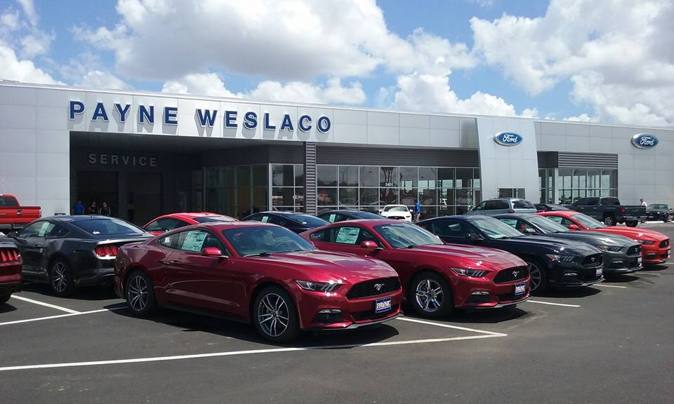 About Payne Weslaco Ford A Weslaco Tx Dealership