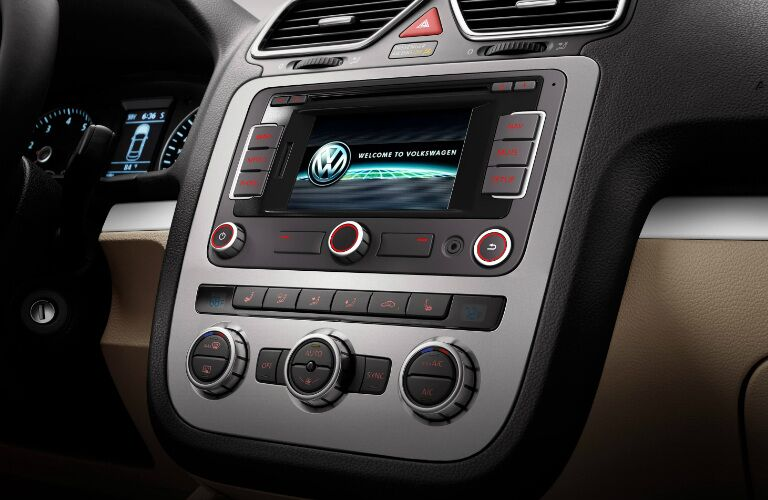 2016 Volkswagen Eos Seattle WA Dashboard