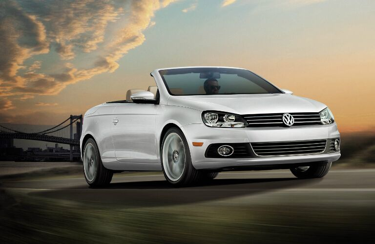 2016 Volkswagen Eos Seattle WA White