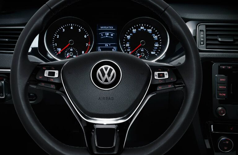 2016 Volkswagen Jetta Seattle WA Interior