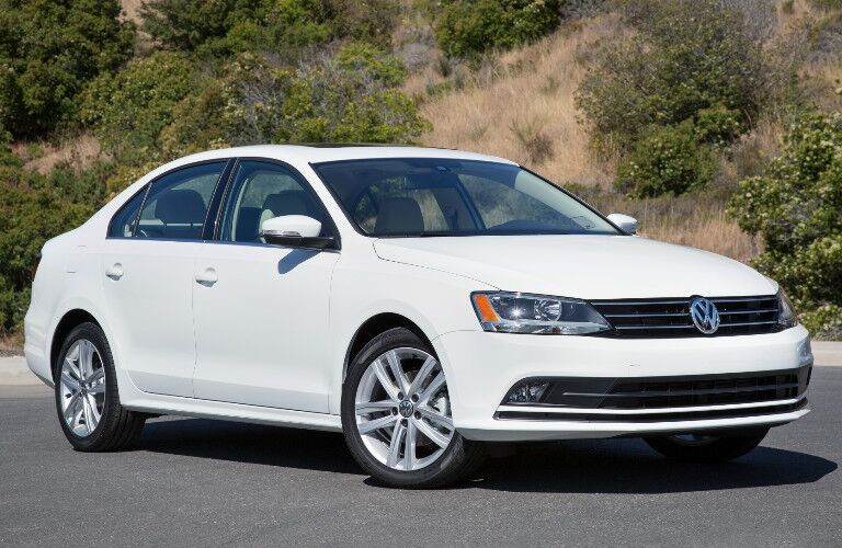 2016 Volkswagen Jetta Seattle WA Color Options