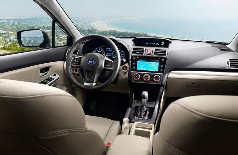 2016 Subaru Impreza Altoona PA Interior